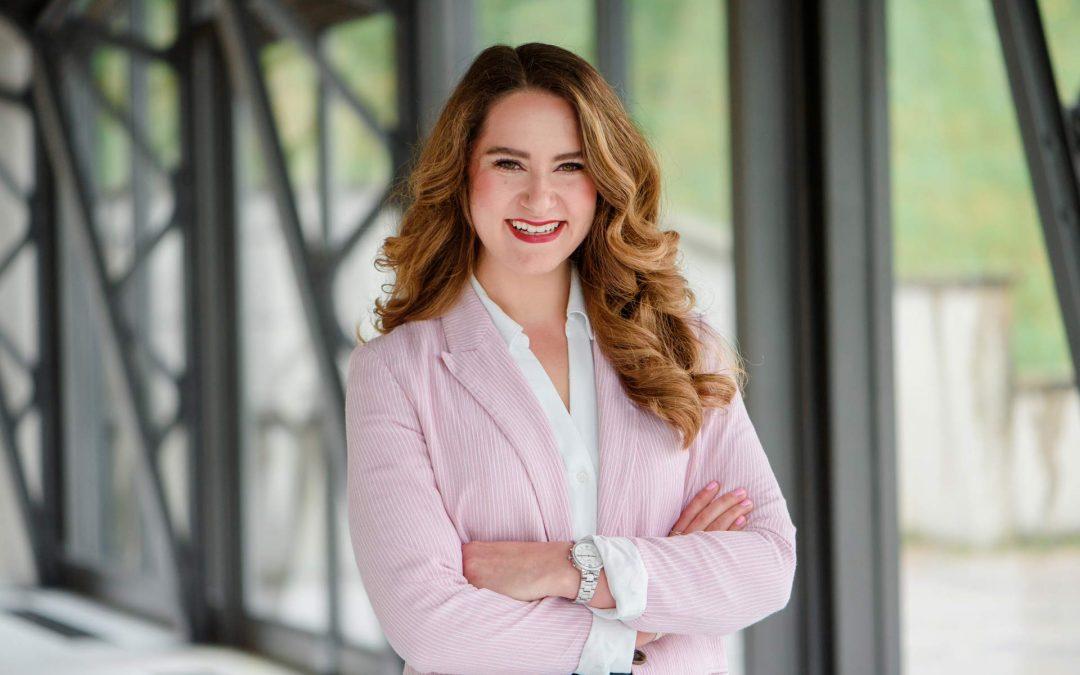Raphaela Lis verstärkt das Herecon-Team