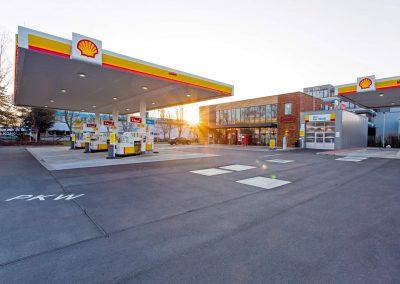 Herecon LKW-freundliche Tankstelle Eching
