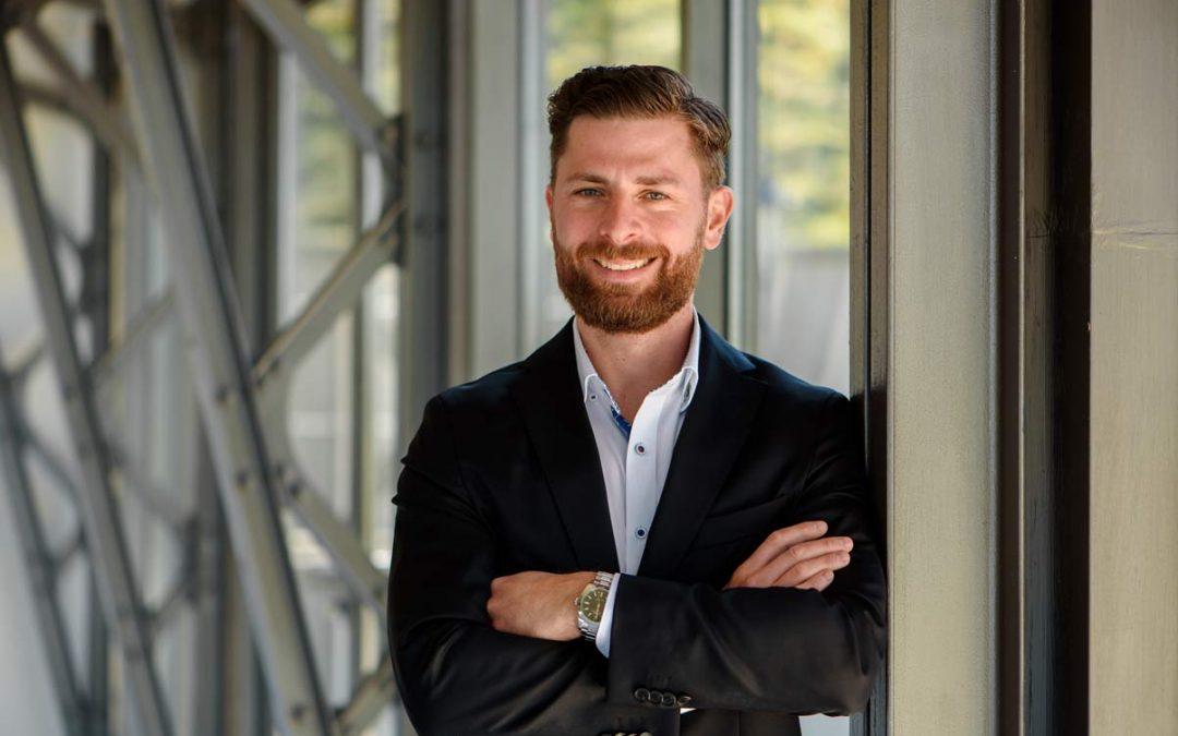 Patrick Vogl verstärkt das Herecon-Team