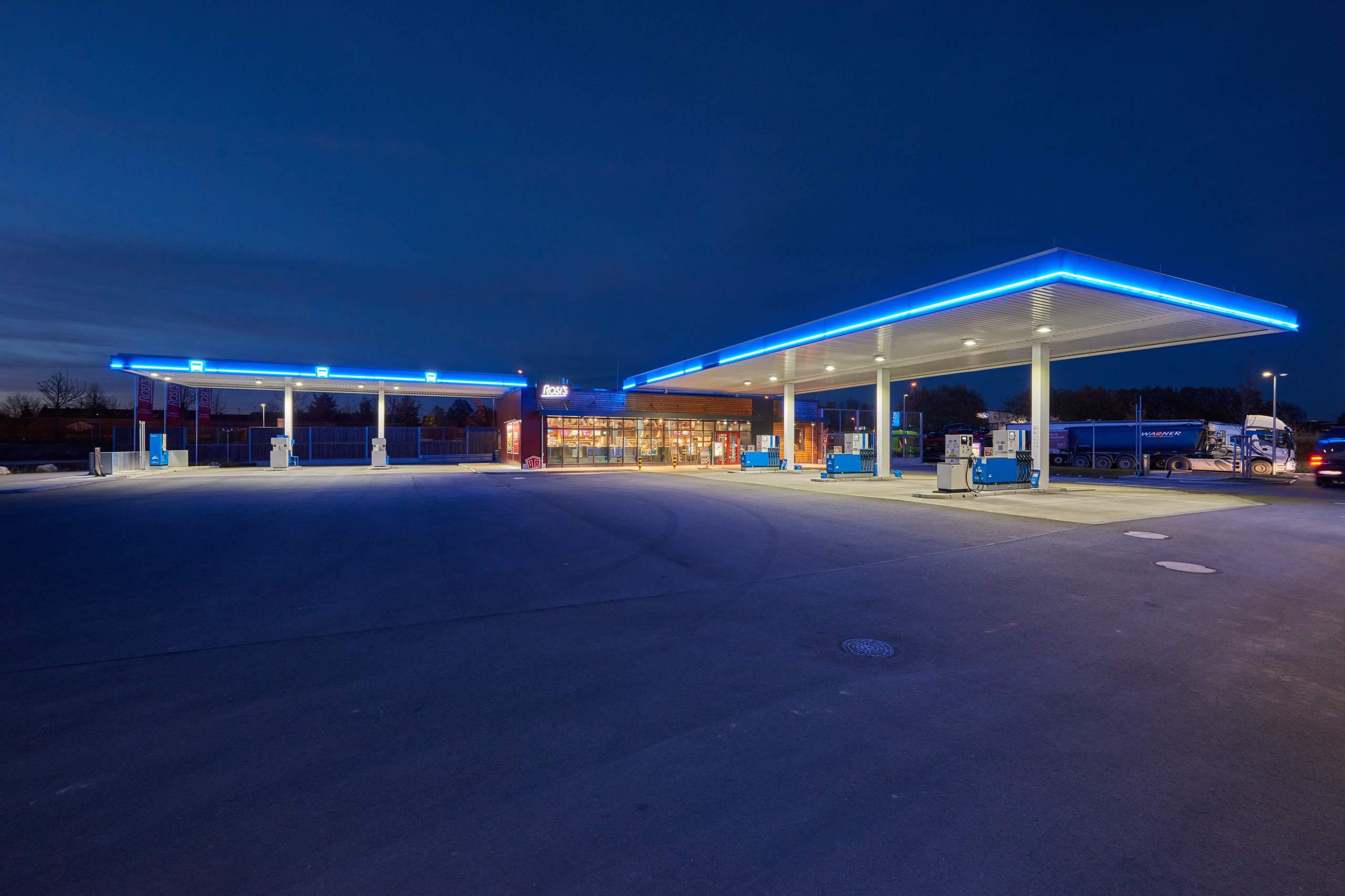 Immobileinprojekt Herecon ARAL TANKSTELLE IN GERSTHOFEN