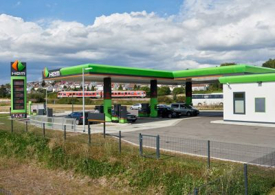 Immobileinprojekt Herecon HEM TANKSTELLE IN ERBACH