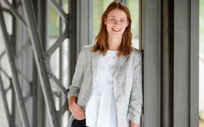 Julia Langl verstärkt das HERECON-Team