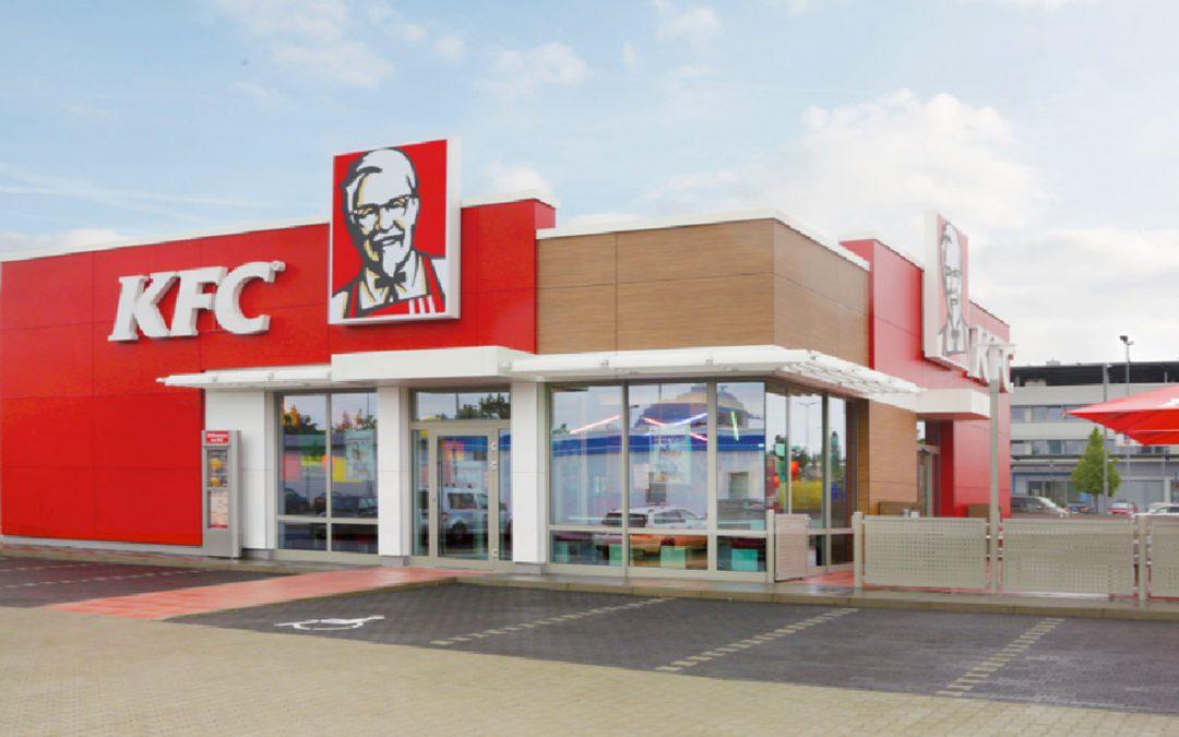 Kentucky Fried Chicken in Hof an Mieter übergeben