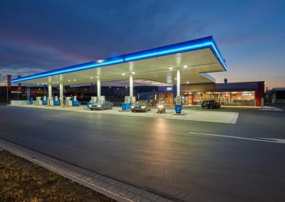 ARAL TANKSTELLE IN OBER-ROSBACH