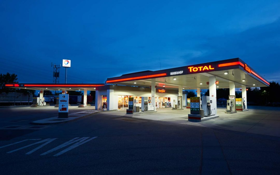 TOTAL-Autohof in Barbing / Rosenhof