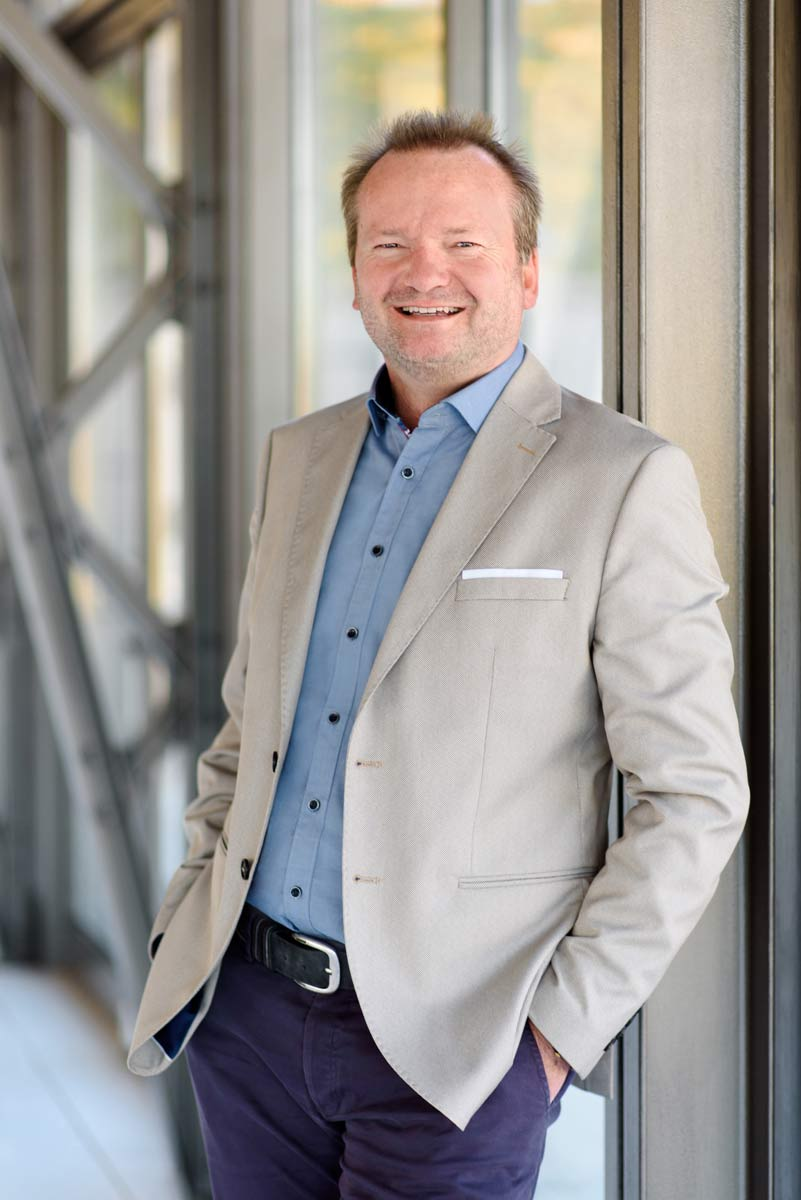 Uwe Klützmann-Hoffmann (Projektkoordinator)