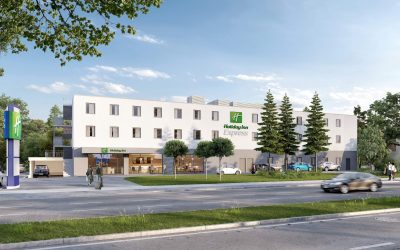 Holiday Inn Express-Hotel in München