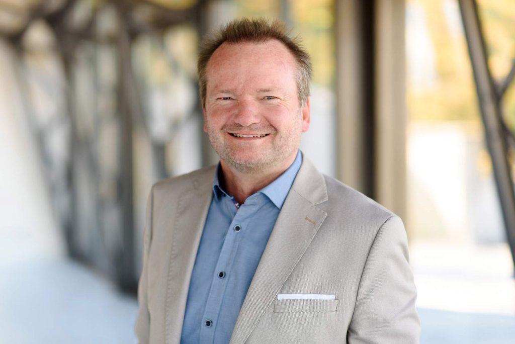 Uwe Kluetzmann-Hoffmann Herecon Team Mitglied der Geschäftsleitung im Bereich Projektkoordination