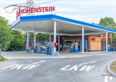 Tankstelle Ratingen