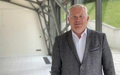 Michael Kolb verstärkt das HERECON-Team