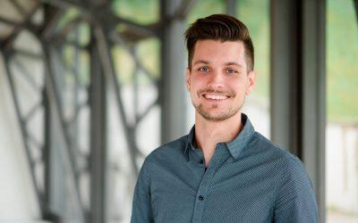 Mirko Müller verstärkt das HERECON-Team