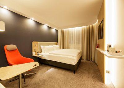 HOLIDAYINN EXPRESS Hotelneubau in Olching